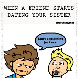 Dating for your friend