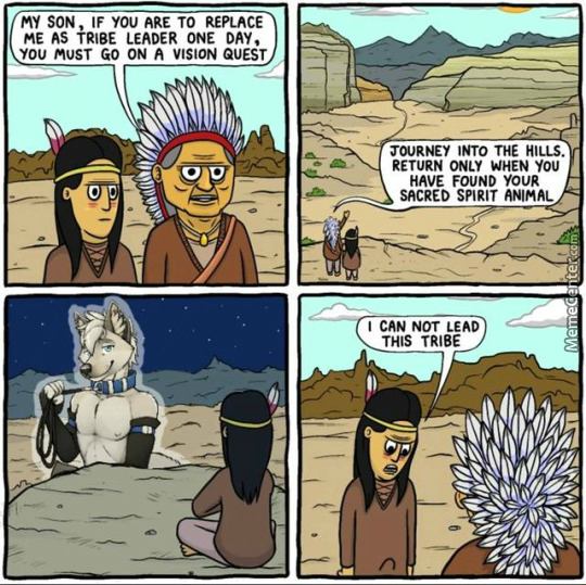 when a furry tries to get in touch with his spiritual animal_o_7146633 when a furry tries to get in touch with his spiritual animal by