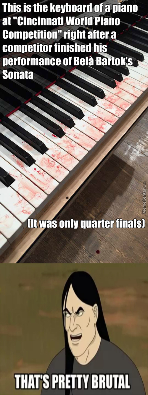 When Classical Music Gets Brutal As Hell
