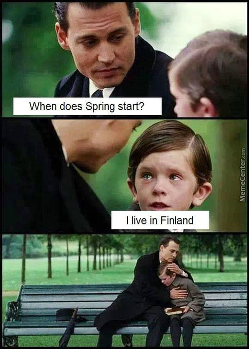 When Does Spring Start?
