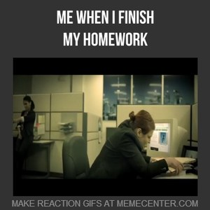 Someone to complete my homework