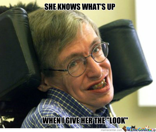 when i give her the look_o_1130241 when i give her the look by lolguy1 meme center