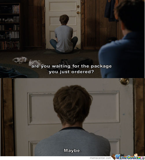 When I Order A New Dress . . . .