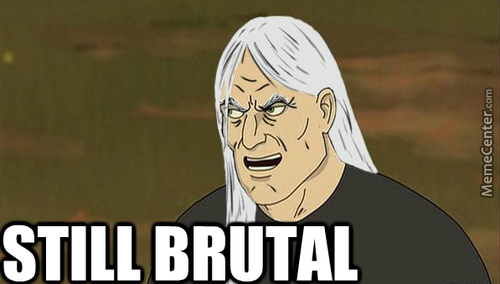 When I See Someone Old At A Metal Concert
