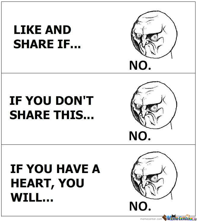 When I See Somethink On Facebook