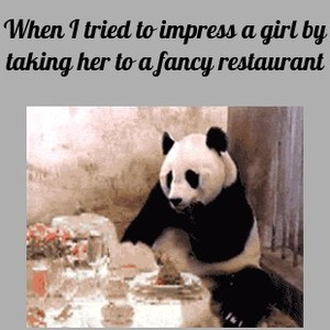 When I Tried To Impress A Girl By Taking Her To A Fancy Restaurant