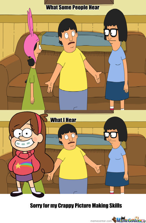 When I Watch Bob's Burgers