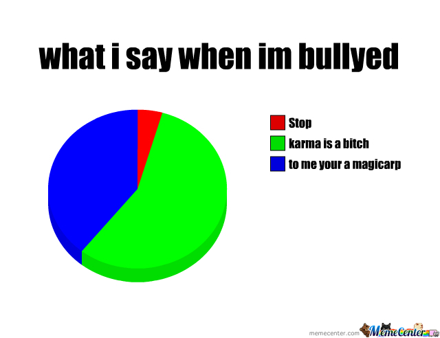 When Im Bullyed