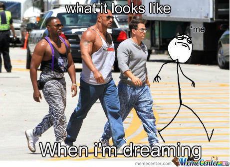 When I'm Dreaming