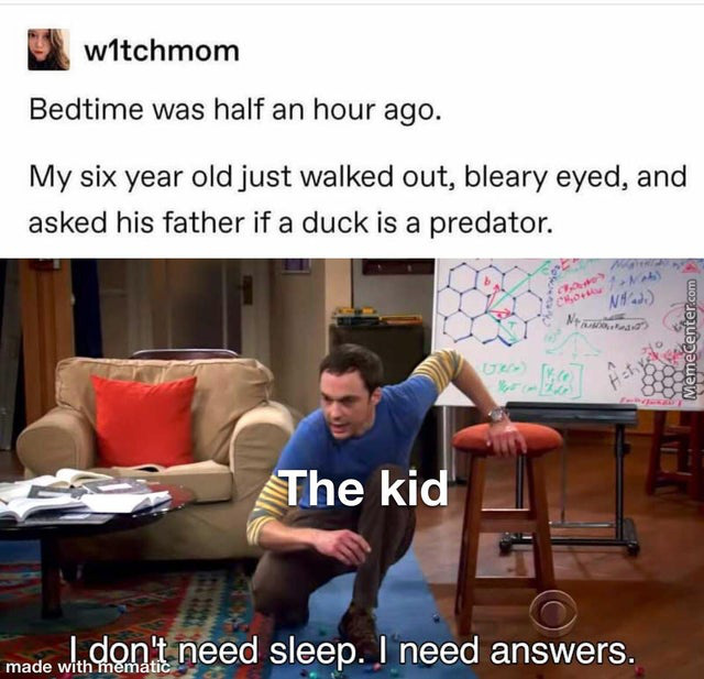 When In Doubt, Ask Dad