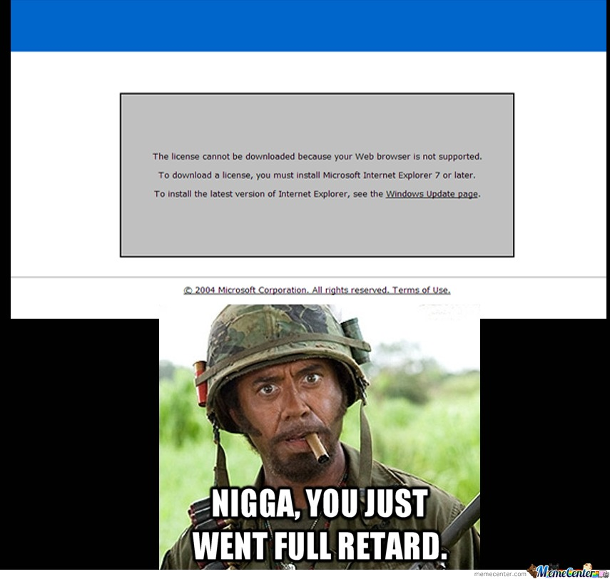 When Microsoft Wants Me To Use Internet Explorer