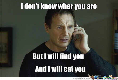 When My Mom Hides The Nutella