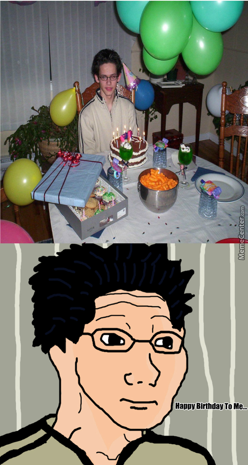 When No One Shows Up To Your Party....