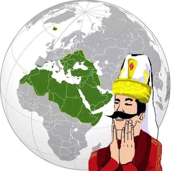When People Tell Me The Ottoman Empire Wasnt Big By Moonsunmoon