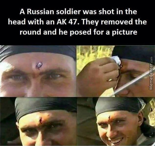 When Russia Buys Bullets From Alied Friend China