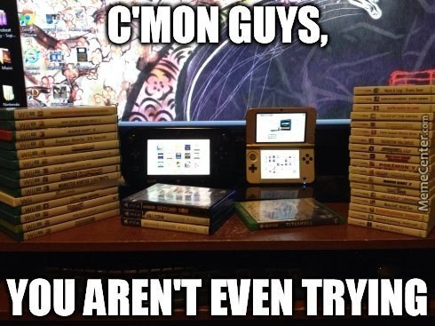 when someone say the wii u has no games_o_3441081 when someone say the wii u has no games by theforgottenhorseman