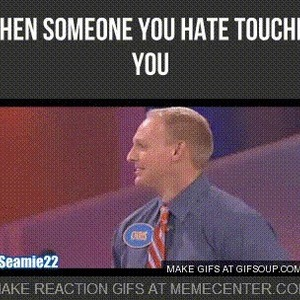 what to do if a boy touches you