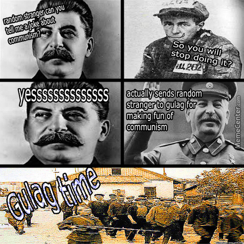 When Stalin Pulls A Sneaky On Ya