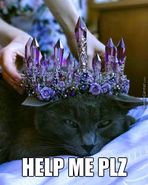 When The Cats Wear Crowns