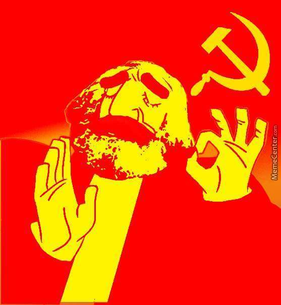 When The Communism Is Just Right