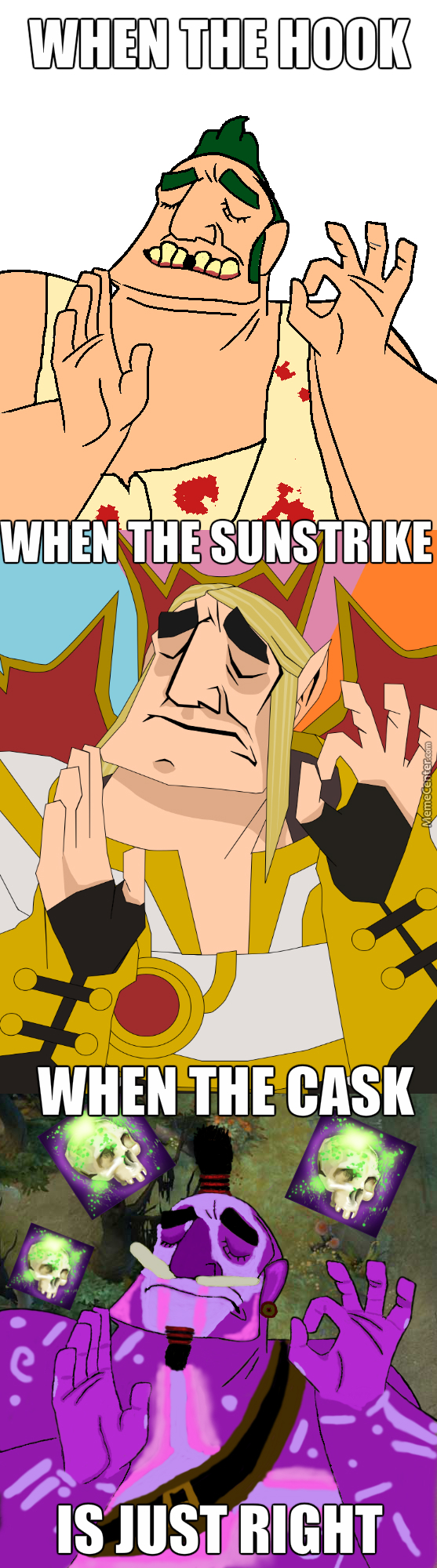 When The Skills Are Just Right