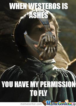When Westeros Is Ashes