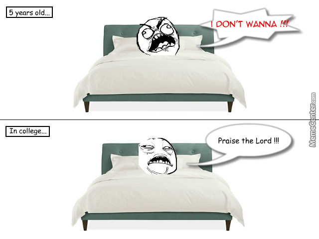 When You're In Bed...