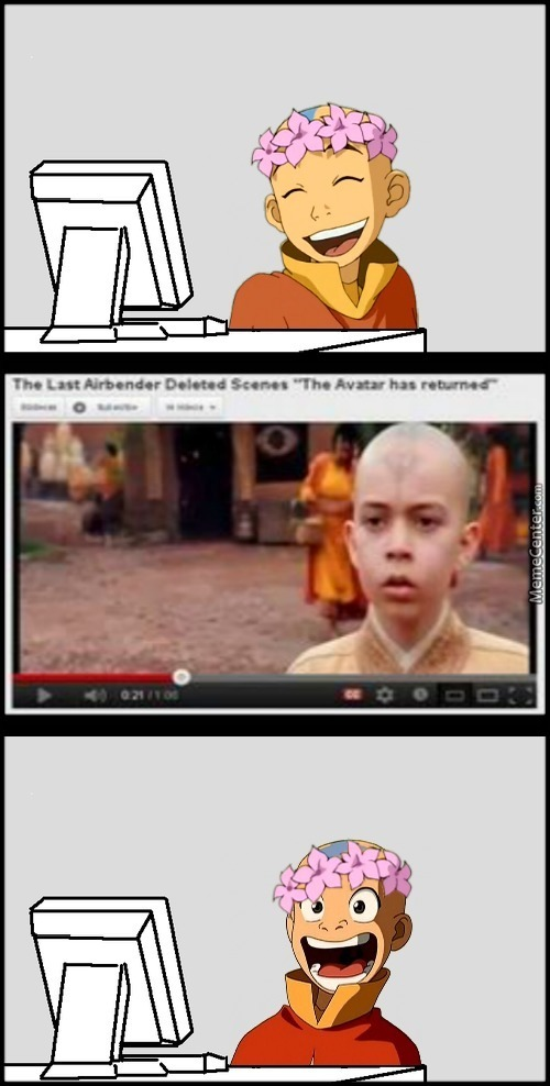 when you see something so cringe worthy that you scream in horror_o_6420423 avatar the last airbender memes best collection of funny avatar