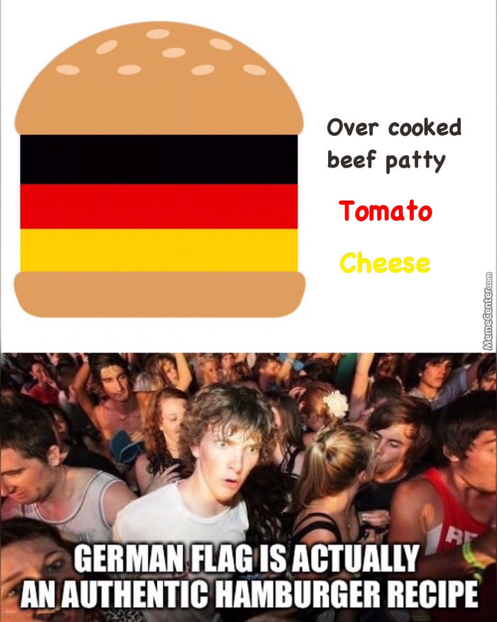 When You Suddenly Realize The Secret Truth Of Germany..