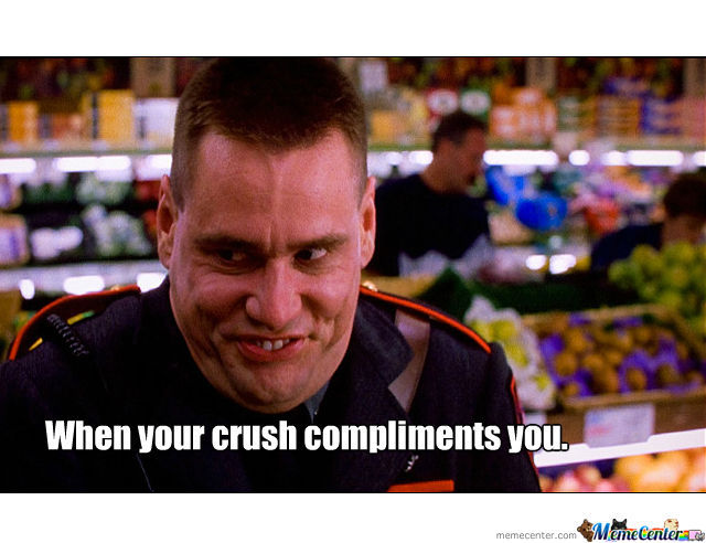 How to compliment your crush