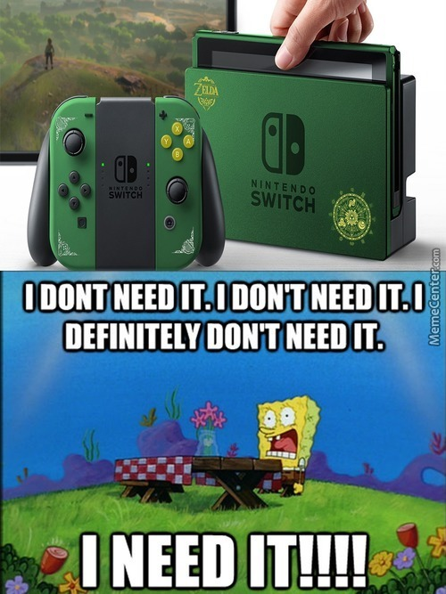 Whenever A New Zelda Is Released On A New Console