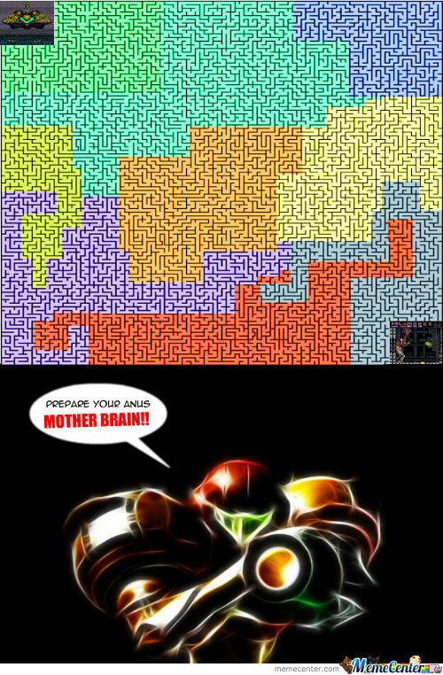 Whenever I See A Maze...