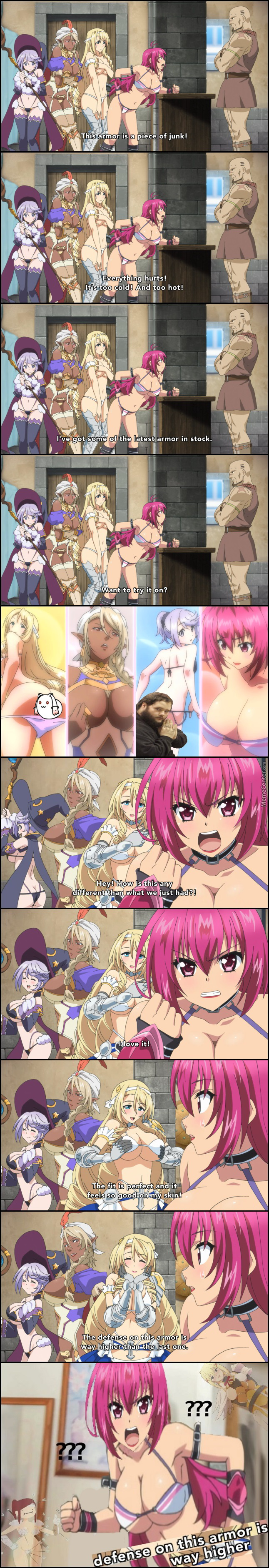 Where's The Button To Turn Myself In?! - Seven Mortal Sins
