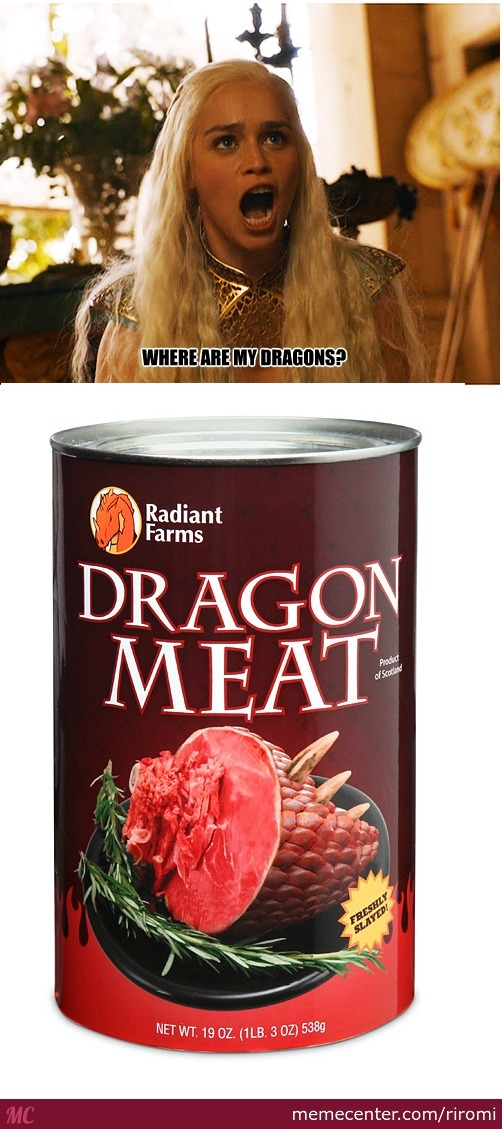 Where Are My Dragons?