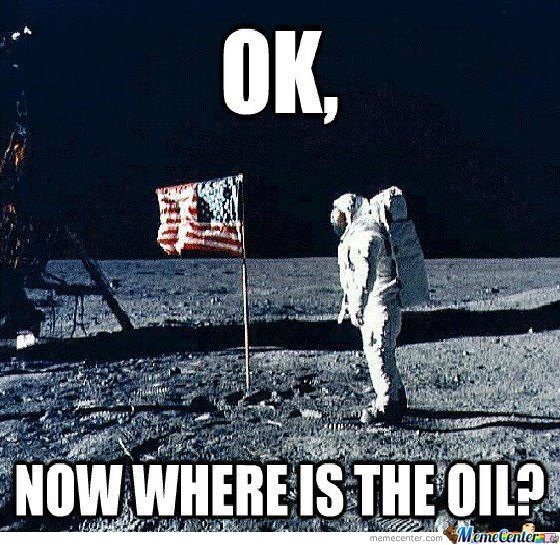 Where Is The Oil?