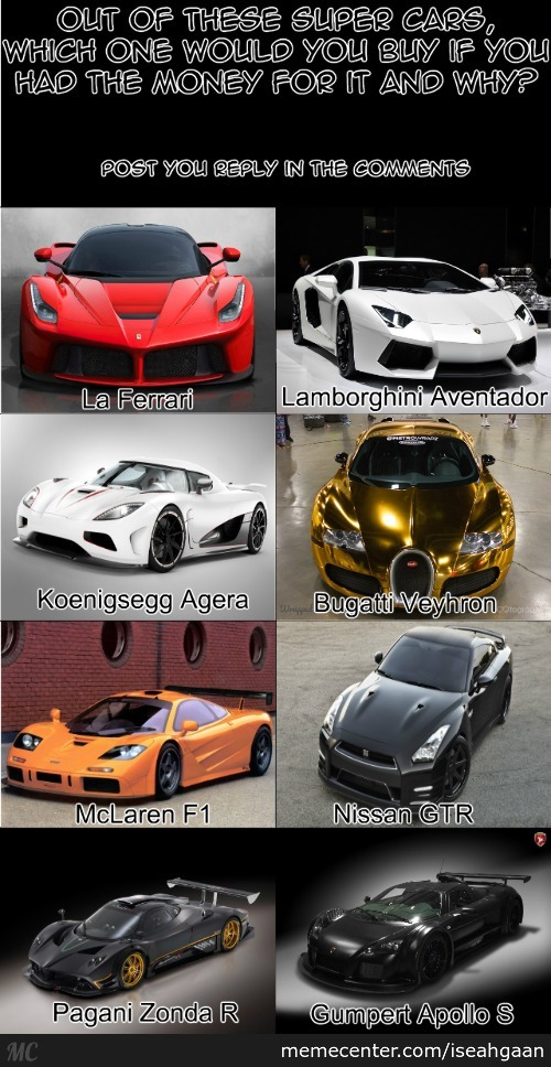 Which Car Is Yours?
