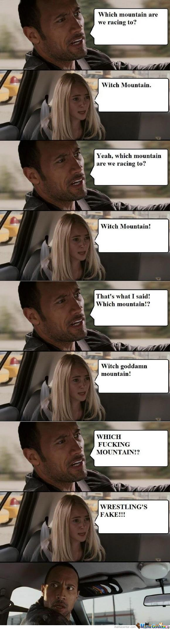 Which Mountain?!