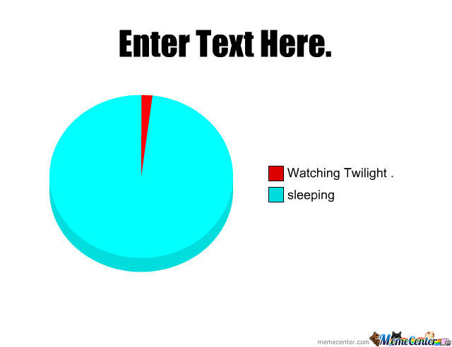 While Watching Twilight