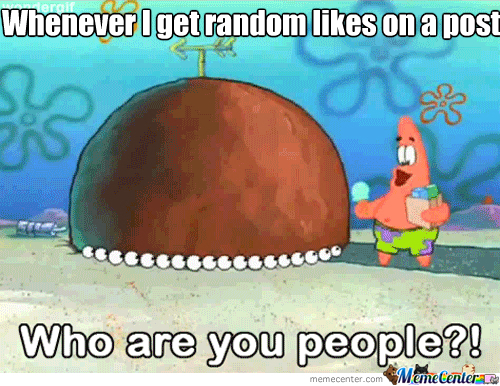 Who Are You People!