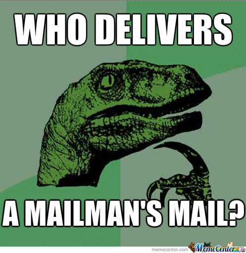 Who Delivers It