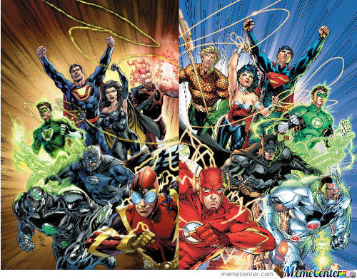 Who Did It Better: The Crime Syndicate Or The Justice League