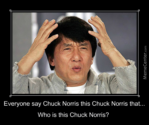 Who Is Chuck Norris?