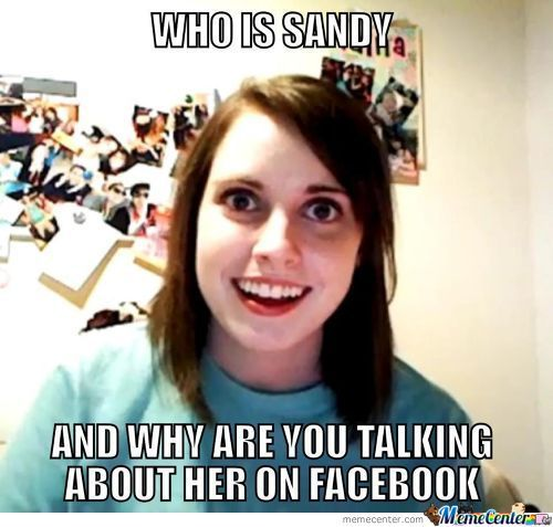 Who Is Sandy?