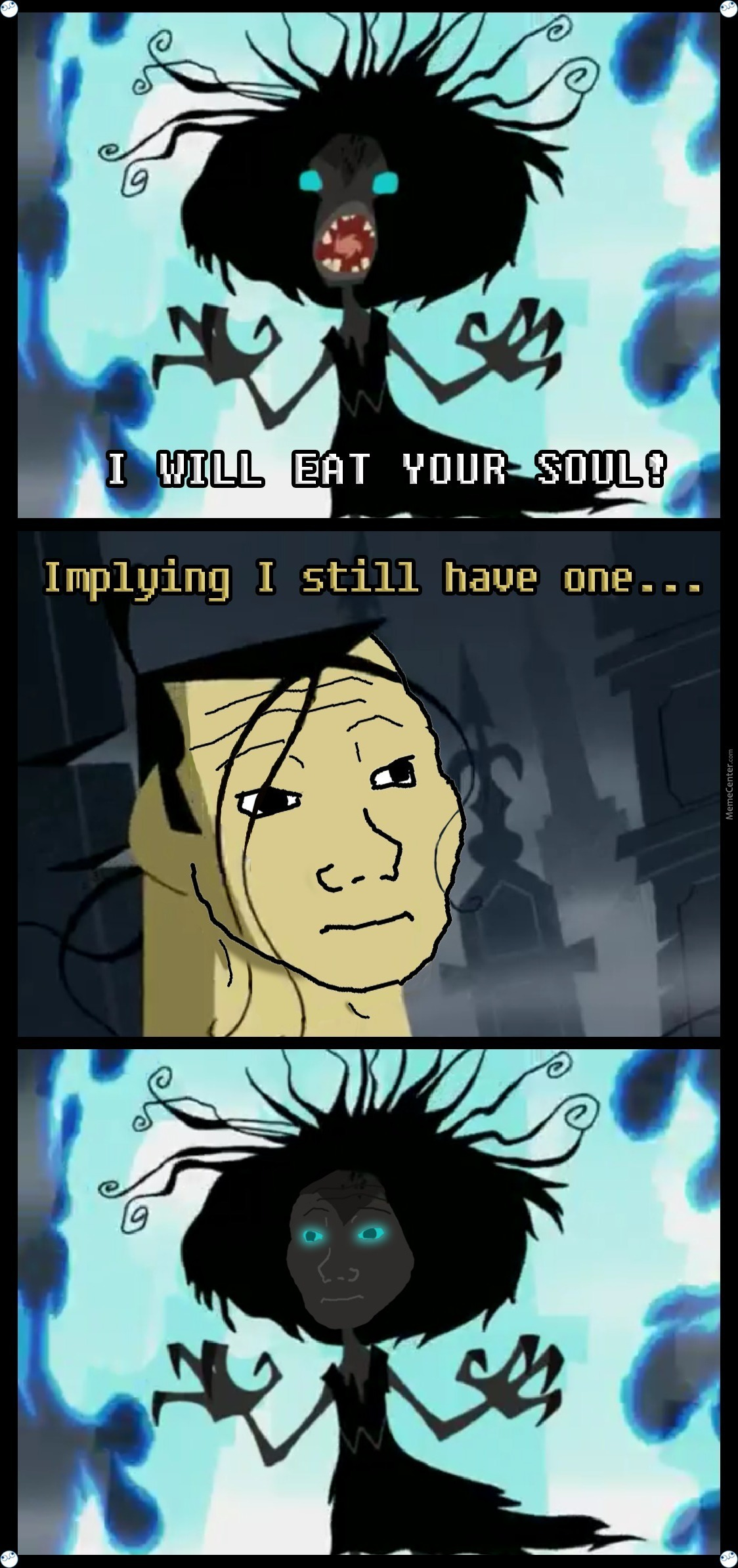 Who Needs A Soul Anyway