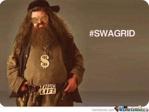 Who Needs Spells When You Have Swag?