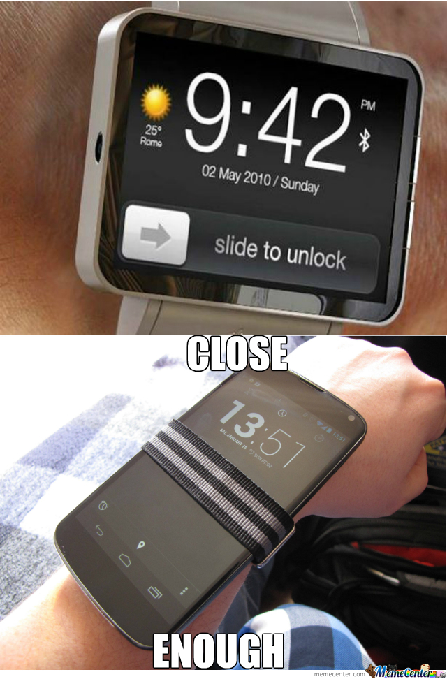 Who Needs The Apple Iwatch?