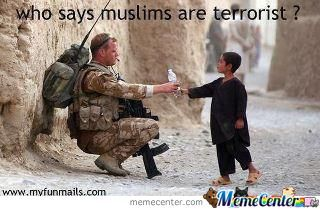 Who Say We Terrorist?
