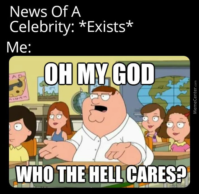 Who Tf Cares?