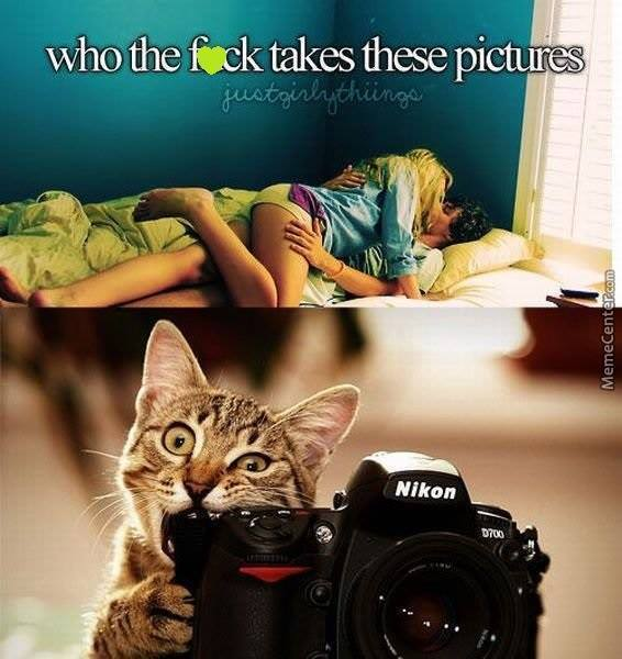 Who The F..k Takes These Pictures???
