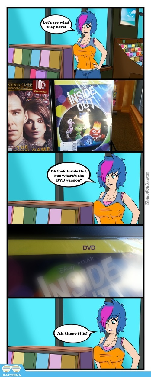 Who The Hell Uses Dvds These Days?
